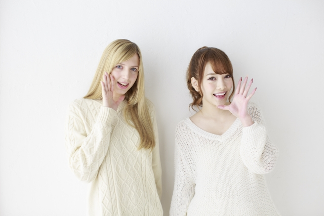 外国人風ってよくいうけど【外国人の髪と日本人の髪の違い】とは?