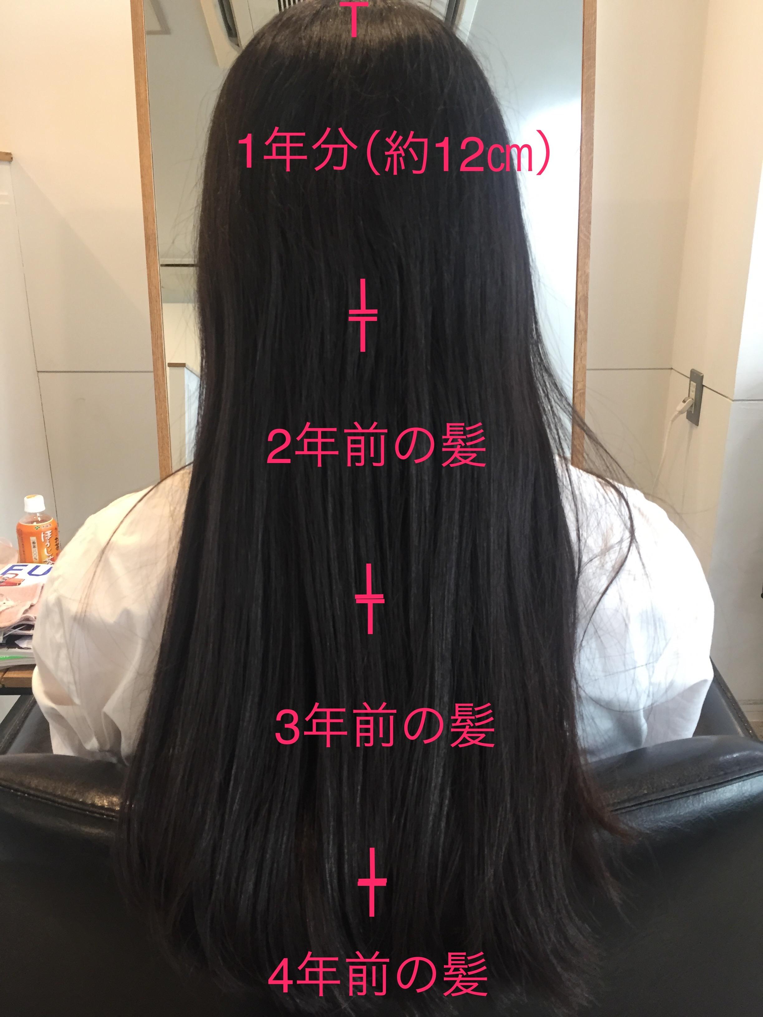 パーマかけられない。ブリーチできない。髪の履歴をプレイバック!〜縮毛矯正編〜